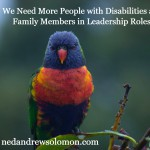 We Need More People with Disabilities image