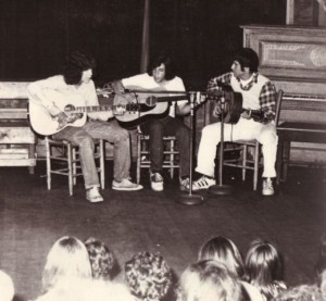 Singing with Ned - Taconic '73